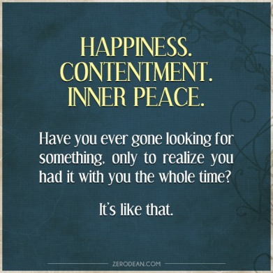 happiness-contentment-inner-peace-zero-dean